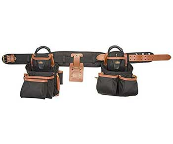 CLC-Custom-LeatherCraft-51452-4-Piece-Top-Of-The-Line-Pro-Framer's-Tool-Belt