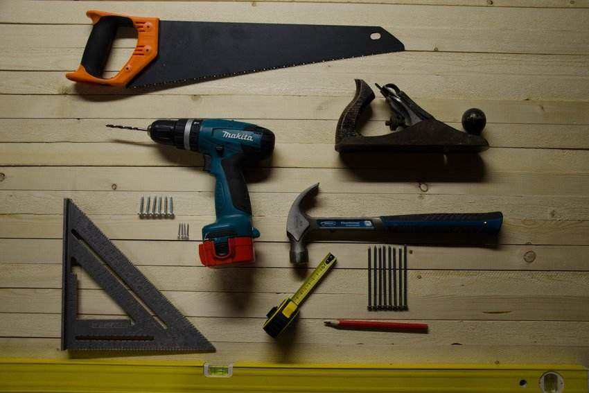 How to make a tool belt