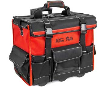 XtremepowerUS-Rolling-Tool-Bag-with-Wheels